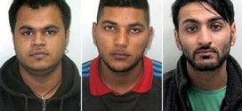 Three men suspected of running underage prostitution ring in East London jailed for 24 years over rape and sex assault on girl